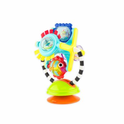 Image of Sassy Spinning High Chair Toy