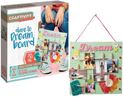 Image of CRAFTIVITY Dare to Dream Board Craft Kit