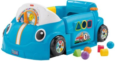 Image of Fisher-Price Crawl Around Car