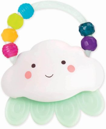 Image of B. Toys Cloud Rattle