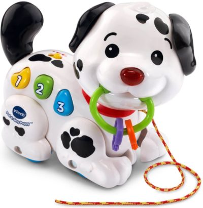 Image of VTech Pull Along Puppy