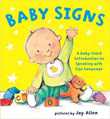 Image of Baby Signs Book