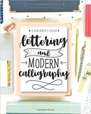 Image of Lettering-Modern-Calligraphy-Beginners-Guide