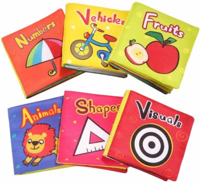 This is an image of Top Bright Cloth Books