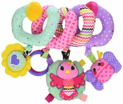 This is an image of Infantino Spiral Toy