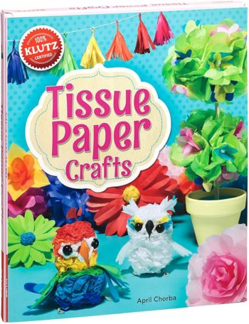 This is an image of Tissue Paper Crafts